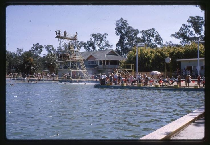 Raymond West Swimming Pool Shepparton Largest In Land Swimming Pool In Australia My