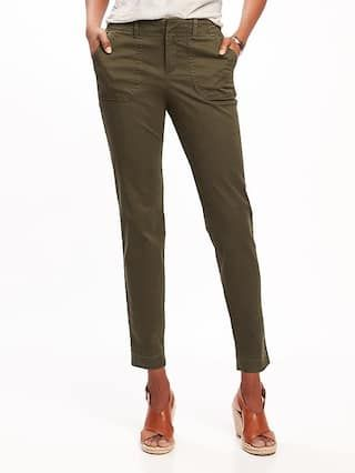 Utility Pixie Chinos for Women