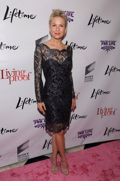 Renee Zellweger: The Mirror Has Two Faces - Celebrity VIP Lounge