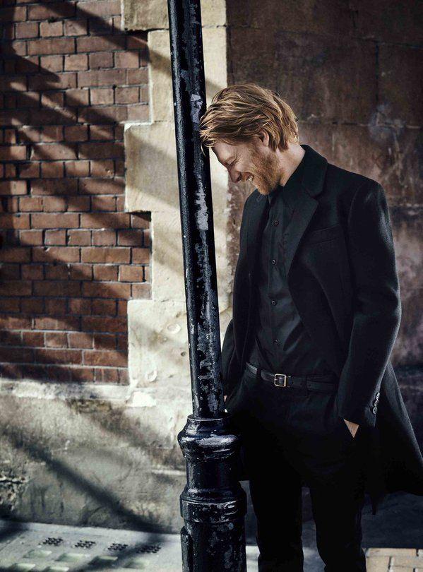 Domhnall Gleeson ▬ 2015 | Esquire UK.