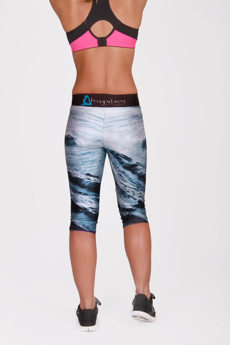 This Fitwear collection has images of the picturesque south Coast of NSW sublimated on them.   Short Point Rocks ----  Available for $44.95 at www.tarrynlucas.com with FREE Australia wide postage!