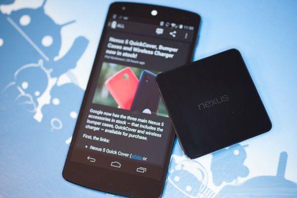 Nexus Kullanıcılarına Özel, Nexus Wireless Charger