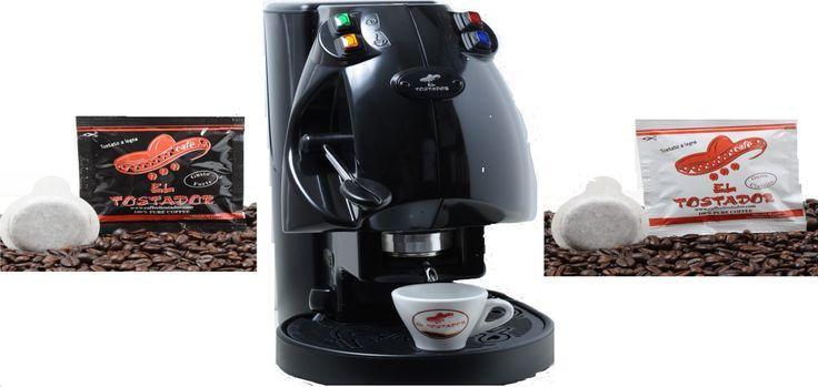 macchina caffe' didiesse frog el tostador  #Caffè #Coffee #Caffe #Espresso