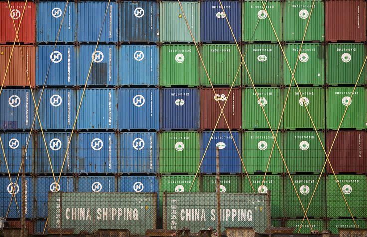 China Trade Puzzle Revived as Hong Kong Data Diverge - Bloomberg #auspol