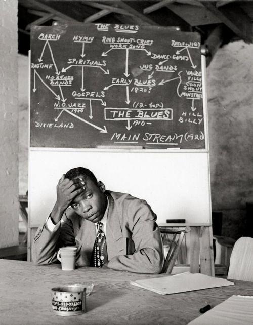 John Lee Hooker, 1951