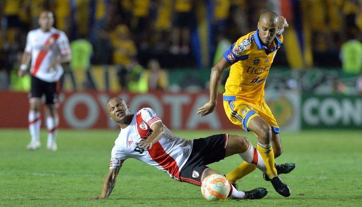 Tigres y River Plate igualaron 0-0 en la primera final de la Copa Libertadores 2015 #Peru21