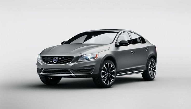 All New Volvo s 60 Cross Country