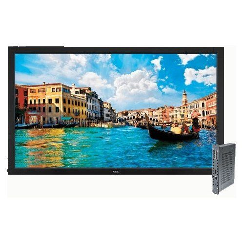 "Nec Display V552. Drd Digital Signage Display / Appliance . 55"" Lcd . 2 Gb . Wireless Lan . Ethernet ""Product Type: Video Electronics/Digital Signage Systems"". Video Electronics. Digital Signage Systems."