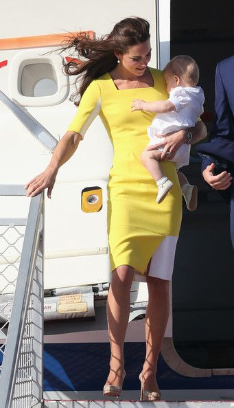 Kate Middleton - The Duke And Duchess Of Cambridge Tour Australia And New Zealand - Day 10