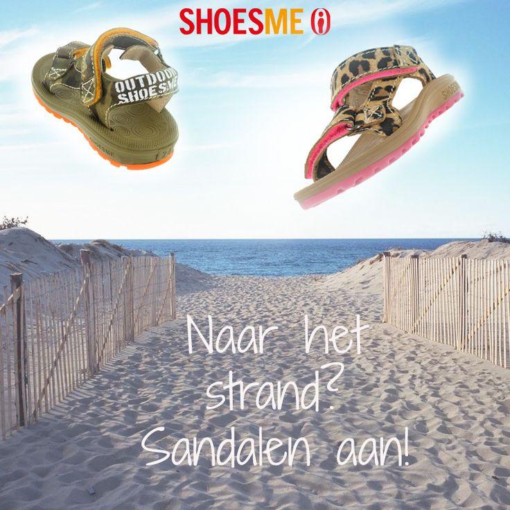Nieuw deze zomer: #Outdoor sandalen van Shoesme. Stevige en super comfortabele sandalen voor echte avonturiers.  Het profiel onder de zool is zo ontworpen dat je met deze sandalen ieder terrein aan kan. Het grove horizontale profiel biedt extra grip en de cirkels zorgen voor aqua planning.  De Outdoor sandaal van Shoesme is ideaal voor urenlang buitenspeelplezier, avonturen in het bos, wandelingen in de bergen of een dagje strand.