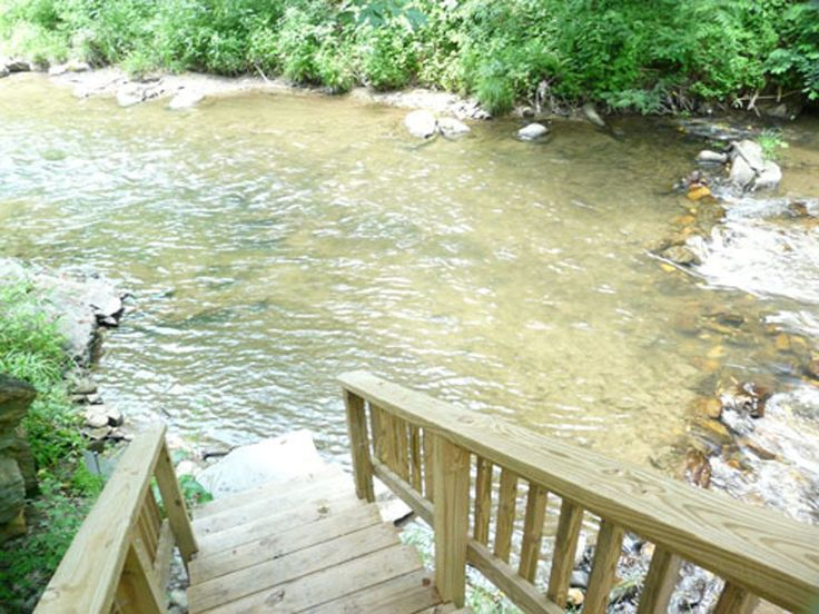 Yellow Rose Realty | Bryson City Cabin Rental