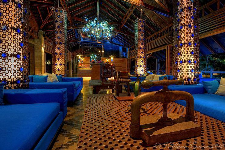 Hotel interior design | Indigo Pearl | Nai Yang | Thailand