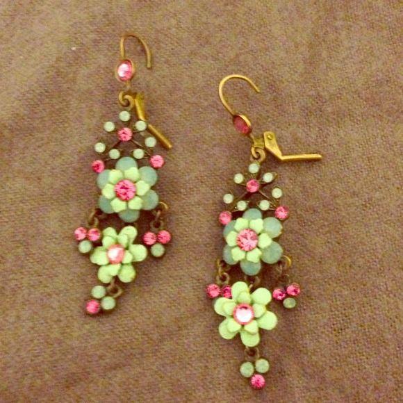Michal Negrin  Jewelry - Michal Negrin chandelier earrings
