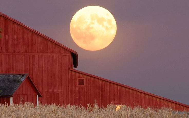 Full Moon for September 2016: The Harvest Moon. When is the next Full Moon? Moon…