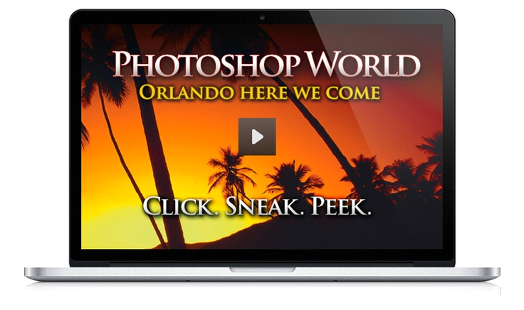 Photoshop World | The Must-Attend Conference for Photographers & Photoshop Users