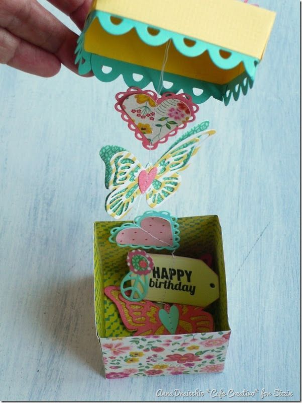 sizzix big shot plus starter kit-Happy Birthday in a Box (2)