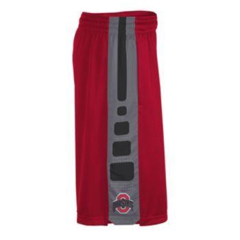 Boys 8-20 Nike Ohio State Buckeyes Elite Shorts