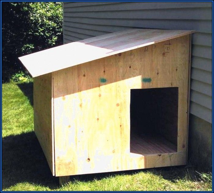 Large Dog House Plans Free - Dogs : Pet Animals Photos #gDx55d0xEp ...