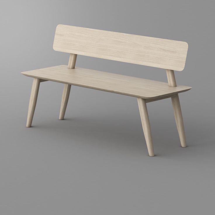 1000 ideen zu sitzbank mit r ckenlehne auf pinterest. Black Bedroom Furniture Sets. Home Design Ideas