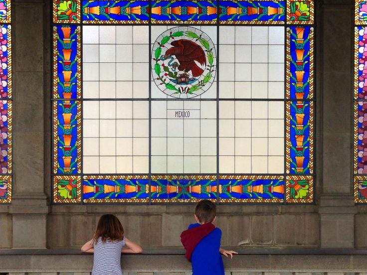 Mexico City with Kids: El Castillo de Chapultepec, the Castle in a Megacity!