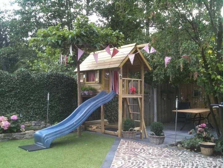 Incredible playhouse! We can build this ourselves!