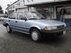 We hired a similar Toyota Corolla in 1992 to return to Auckland from New Plymouth (New Zealand).