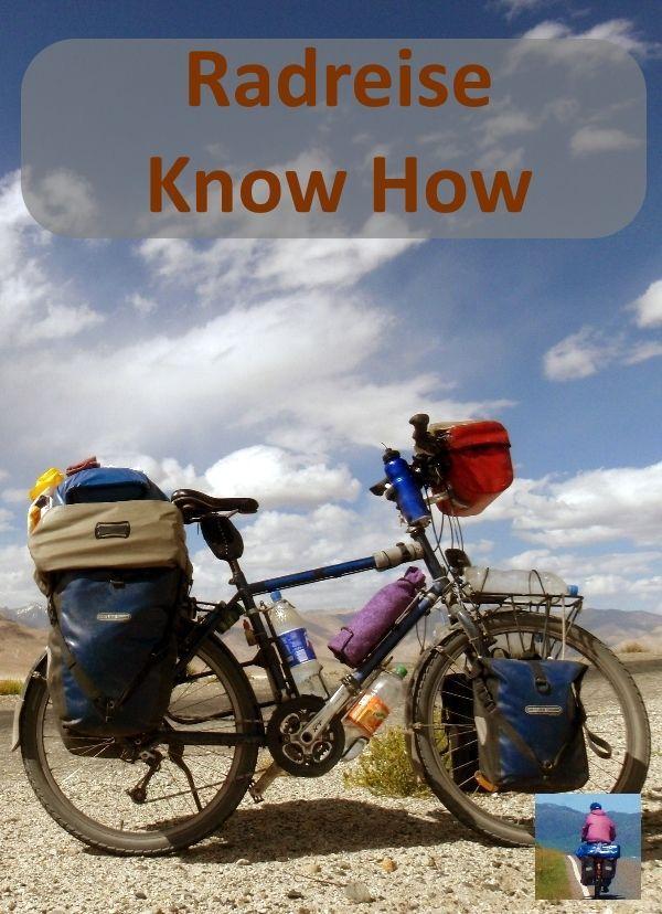 Radreisen Tipps Zu Ausrustung Planung Fahrrad Technik Know How