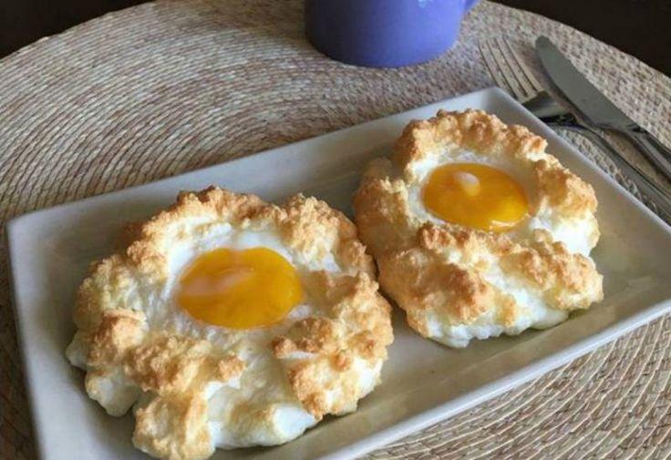 Ini Nih Cara Buat Cloud Eggs (Telur Awan) yang lagi ngehits di Medsos! > Kuliner | club.iyaa.com