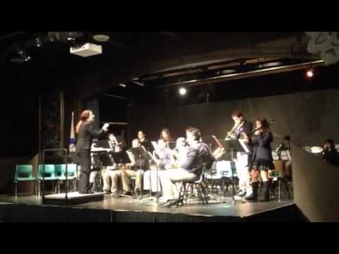 HGS Jazz ensemble - YouTube