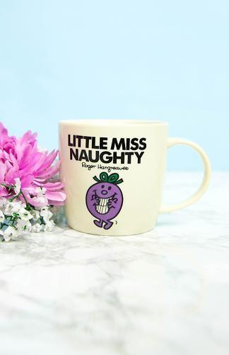 Mr Men Mug - Little Miss Naughty