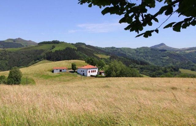 Casa rural Katton, Navarra #casa #Toprural #familia #naturaleza #campo #viajar #travel #desconexion