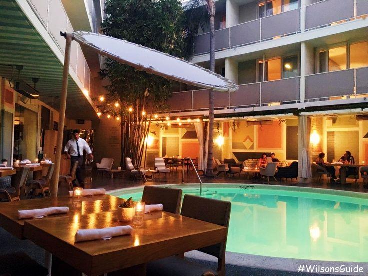 {On the blog!} Where to Eat: dineL.A. / Summer Poolside Dining @ Viviane Restaurant, Avalon Hotel Beverly Hills #WilsonsGuide #dineLA #BeverlyHills