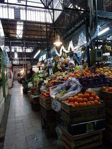 Mercado San Telmo, Buenos Aires, Argentina
