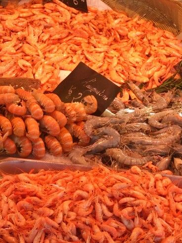 What type of prawn would you like?