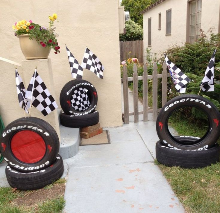 pixar cars birthday party decorations