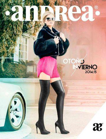 Catálogo Andrea Otoño Invierno 2014 cerrados