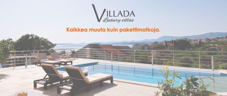 Villada - kaikkea muuta kuin pakettimatkoja.