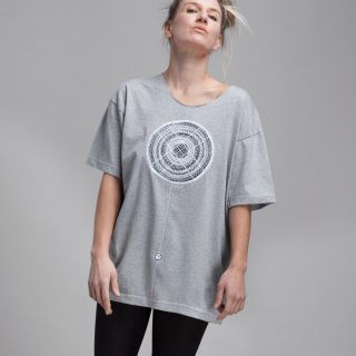 using recycled clothes to create unrepeatable, fair-trade, minimalist clothing brand/ in our products you can find 100% fair-trade t-shirts, blouses and dresses with motifs inspired inso-european culture. secondary raw and recycling materials,unique value, new quality,unrepeatable character.   Our product features: upcycling, recycling, fair trade, handmade, art