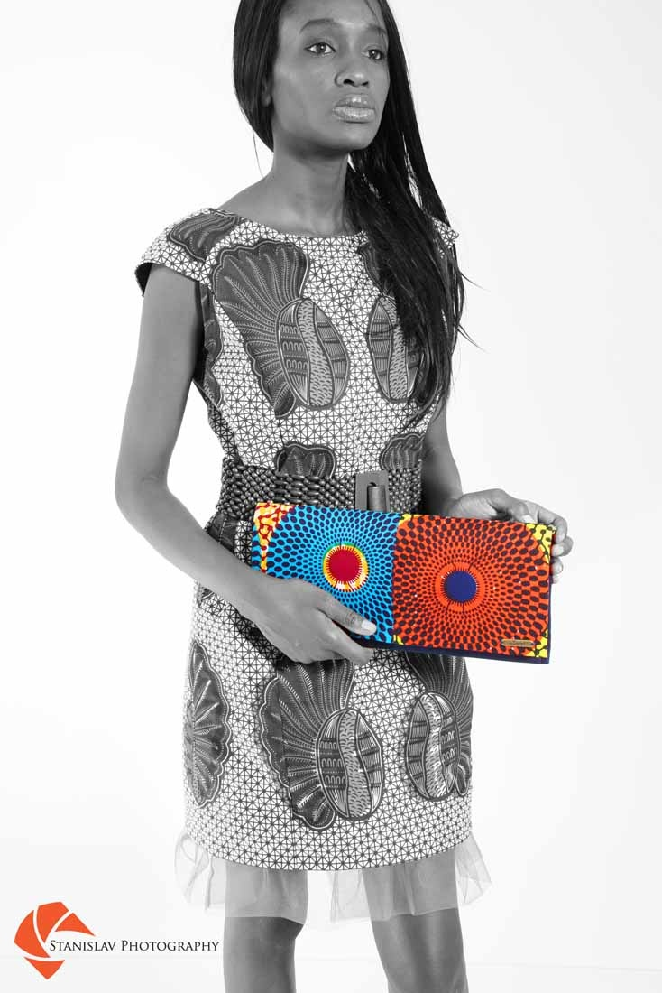 Clutch Bag by mSimps @ http://afrimood.com/products/assessories/bags/clutch-bags/clutch-navy-base.html#.UKOQ04UyDsQ