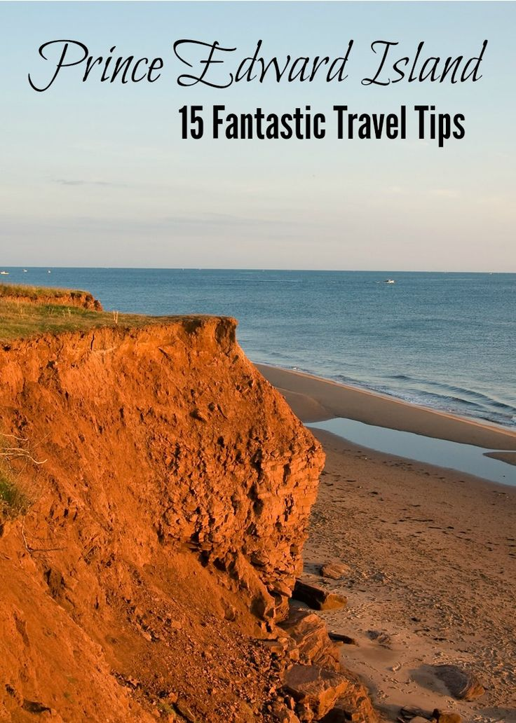 "Top Tips for Prince Edward Island - ""Landing in the Land of Anne"". It's province 3 on our TD Aeroplan Virtual Cross-Canada Tour http://bit.ly/1JUrfDj"