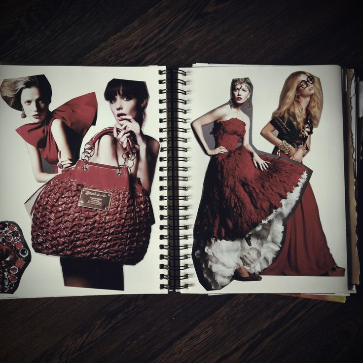 Е.Ч. fashionschoolsketch