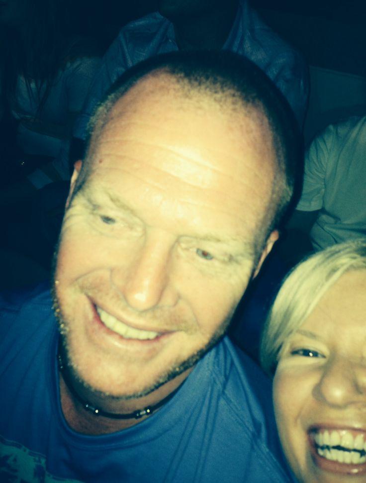 Melbourne 2012 - happy birthday Benji xxx