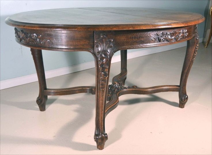 1000 Images About Antique Dining Tables On Pinterest