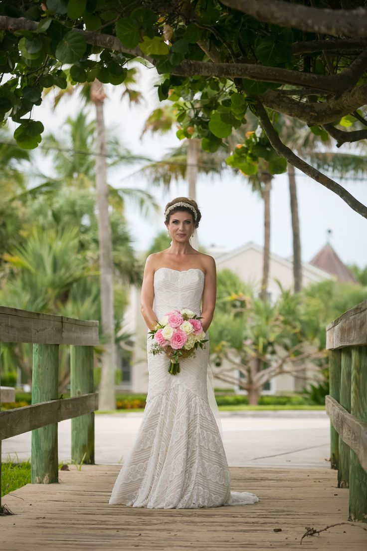 Wtoo pippin wedding gown palm beach florida beach for Wedding dresses palm beach