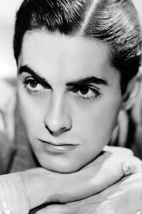 Tyrone Power - beautiful, and not such a bad actor