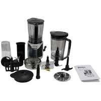Ninja Extreme 700W Kitchen System Pulse Blender & Accessories (Refurbished) | BL207 : Bl207-RB-BLACK : VMInnovations.com