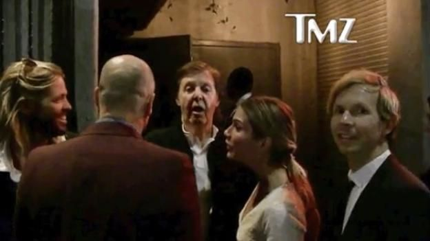 http://ift.tt/2klCPUh Sir Paul McCartney was denied entry into a Grammy after-party as the bouncer failed to recognise him.