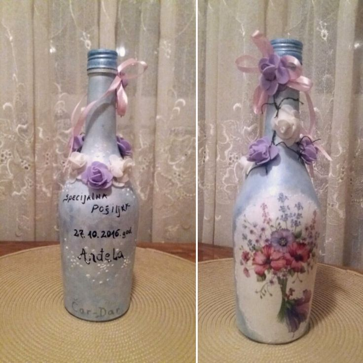 Bottle for baby Anđela