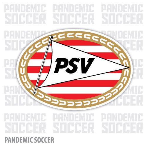 PSV Eindhoven Netherlands Color Vinyl Sticker Decal