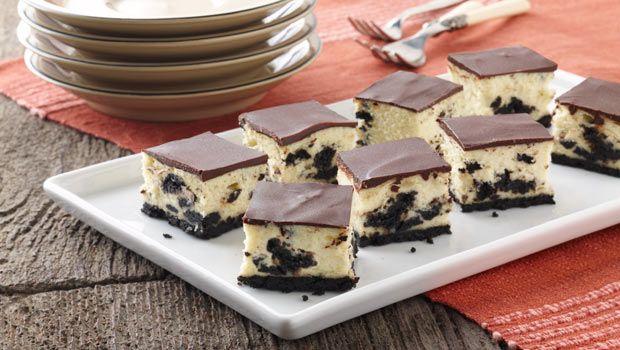 Oreo Cheesecake Bites - Recipes, Dinner Ideas, Healthy Recipes  Food Guide